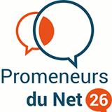 Logo Promeneurs du Net 26